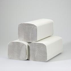 Maximum 3 Papierhandtücher ZZ-Falz