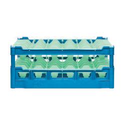 Gläserkorb Typ B2+C, Glashöhe: 110-160 mm für 9 Gläser ohne Schrägsteller